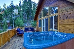 Upper Deck - Hot Tub